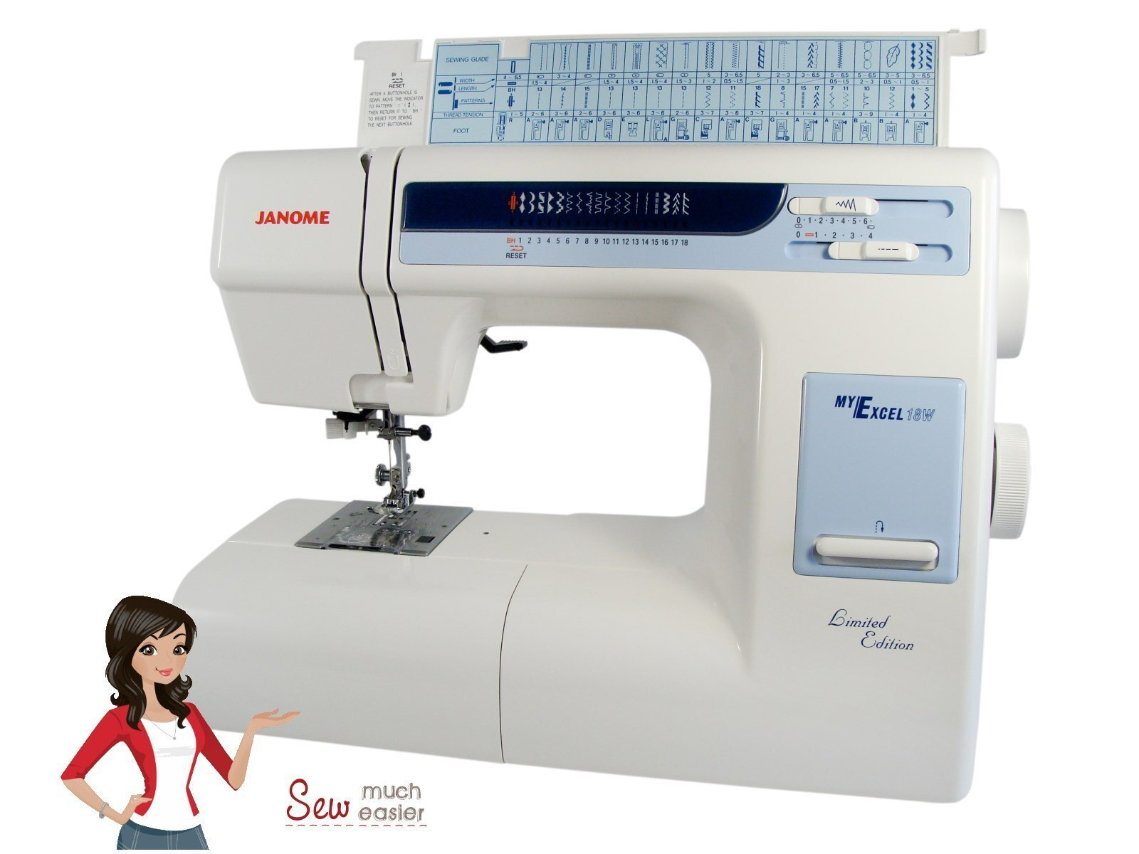 product janome quilt nova selling quilting model sewing best machine centre