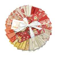 Moda Madame Rouge by French General - Fat Quarter Pack