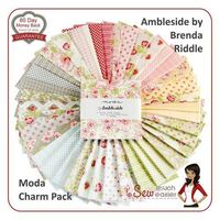 Moda Ambleside by Brenda Riddle - Charm Pack