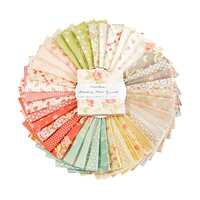 Moda Strawberry Fields by Fig Tree and Co - Charm Pack