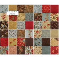 Moda Double Chocolat by 3 Sisters - Fat 1/8 Bundle