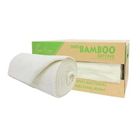Sew Easy 100% Bamboo Batting - Whole Roll 15m