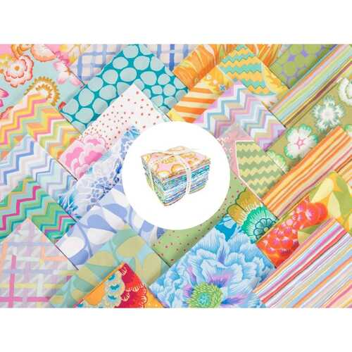 Pastel by Kaffe Fassett Collective - Fat Quarter Bundle