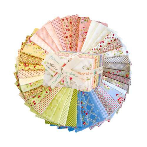 Moda Windermere by Brenda Riddle - Fat Eighth 1/8 Bundle