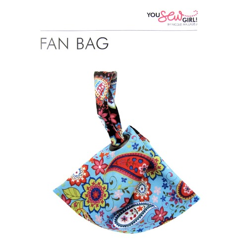 Fan Bag by You Sew Girl