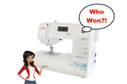 Here's the Janome Winner