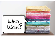 The Winner of this Fabulous Fat Quarter is...