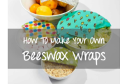 How To Make Beeswax Wrap - with iron or Elnapress