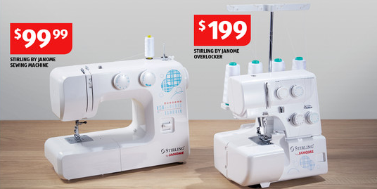 Sewing Machine Aldi Australia Machine Photos And Wallpapers Simple Aldi Sewing Machine 2016
