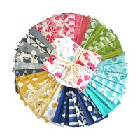 Moda  Color Theory by V and Co - Fat Quarter Bundle