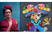 Inspired by Frida